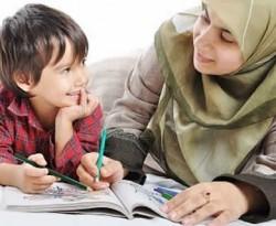 ibu-dan-anak-belajar-menulis-250x205