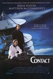 Contact : film tentang bagaimana berbicara dengan outer space